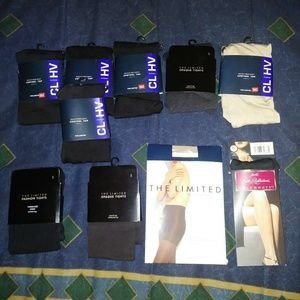 10 Pair's Of Women's Tights